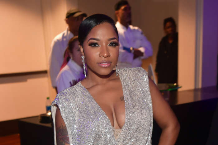 Toya Johnson Shows Fans Her Latest Workout Routine At Home - Check Out Her Amazing Patio