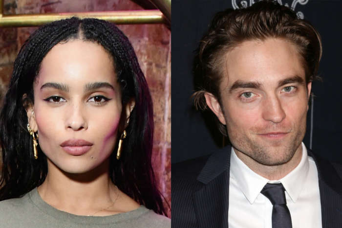 Zoe Kravitz Gushes Over How Good Robert Pattinson Looks In The Batsuit!