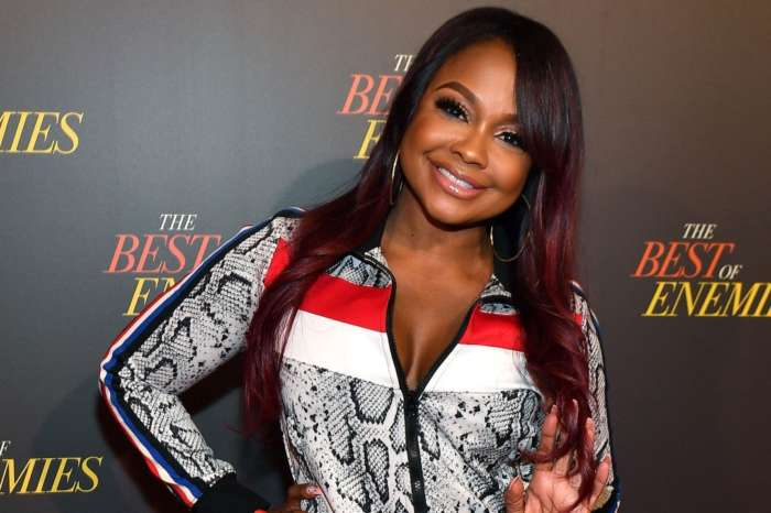Phaedra Parks Has A Piece Of Advice For Her Fans