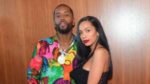 Erica Mena Proudly Supports Safaree Who Just Dropped New Music - See The Fire Clip