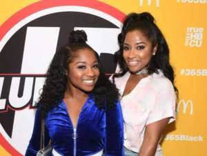 Reginae Carter Praises Her Mom, Toya Johnson And Robert Rushing Following Their Romantic Engagement