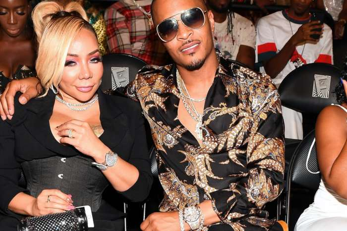 T.I. Says He And Tiny Harris Should Get The Award For The Coolest Couple