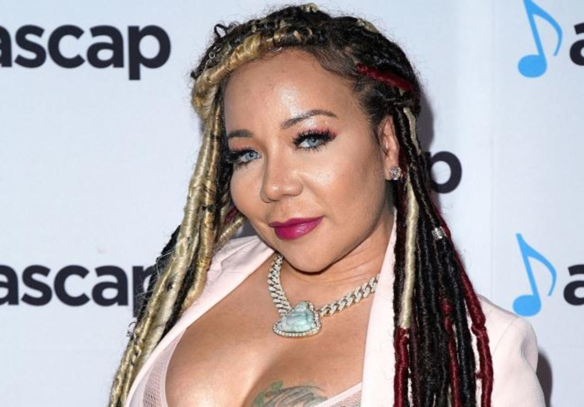 Tiny Harris Celebrates The Birthday Of An Important Person