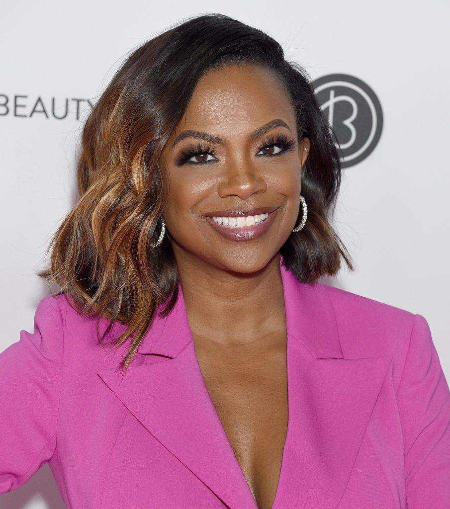 Kandi Burruss Looks Like A High School Girl In This Romper - See The Photos!