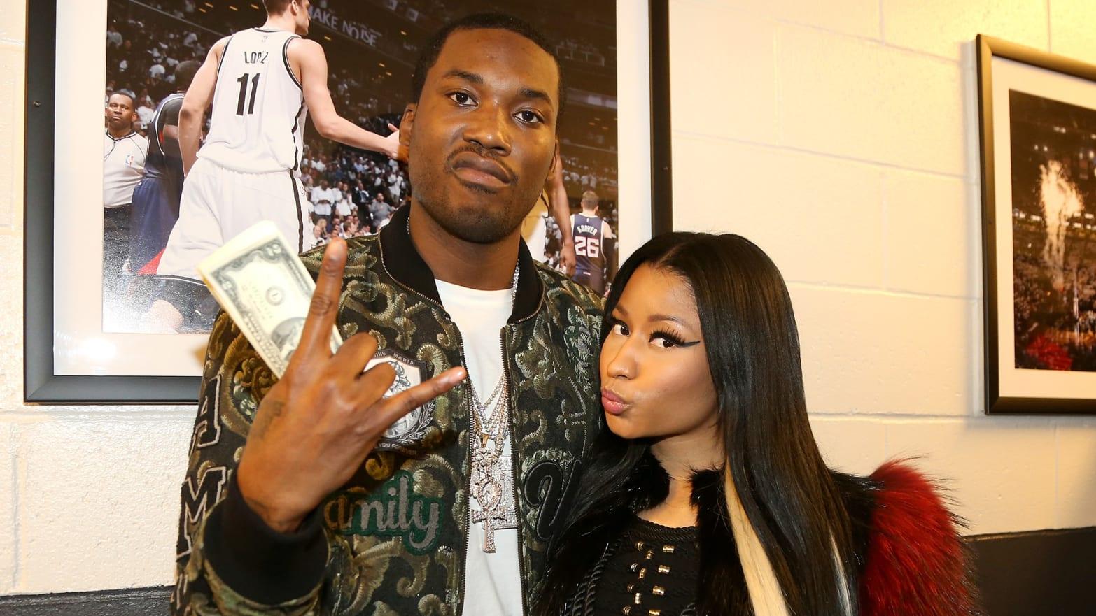 Meek Mill's Recent Message Has Fans Saying He Misses Nicki Minaj