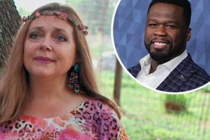 50 Cent Describes Carole Baskin's Cameo Cover Of In Da Club As 'Magic' Not 'Music'