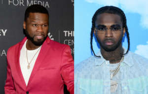 50 Cent Asks Fans To Help Him Pick Out Pop Smoke's Posthumous Album Cover After Virgil Abloh Posts-And-Deletes His Design Defense
