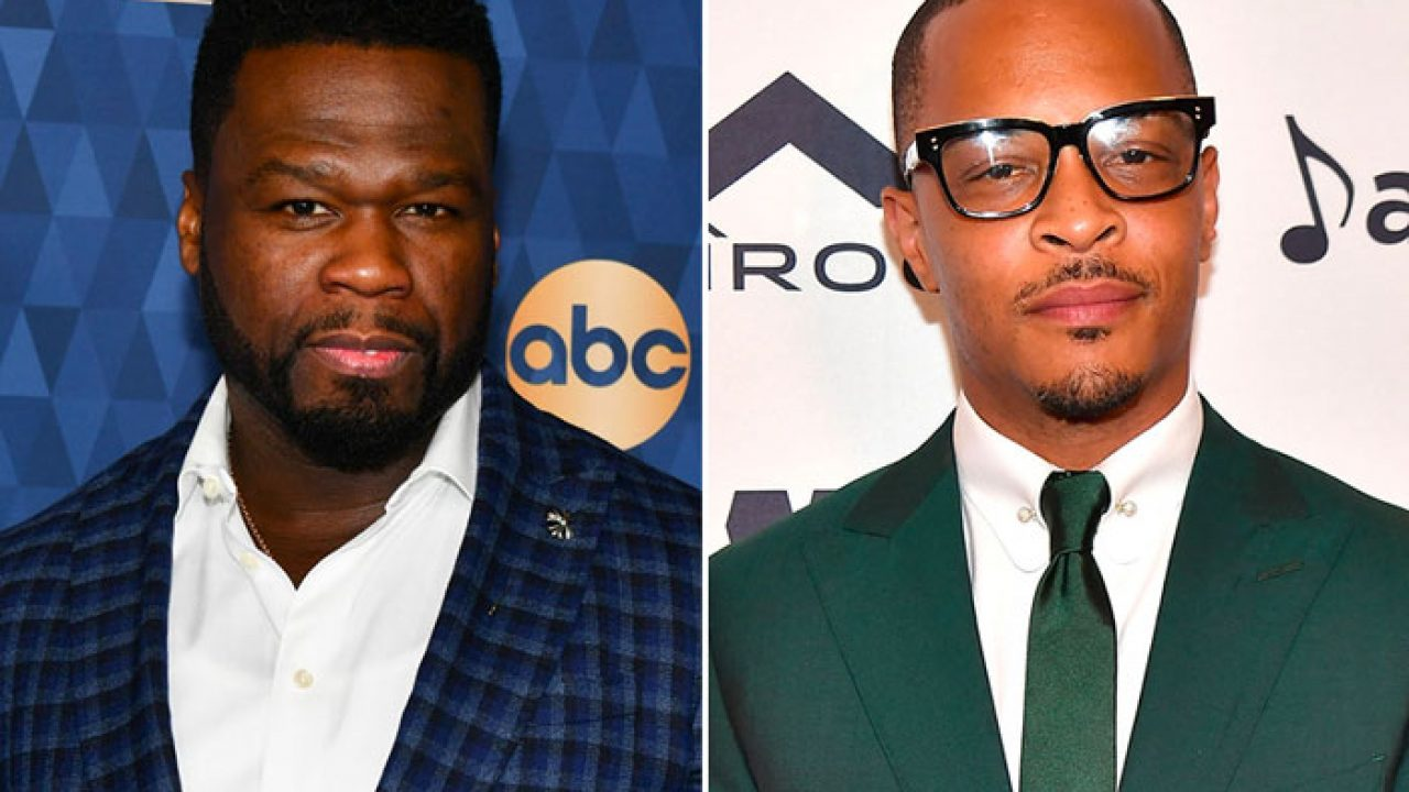 I. Disses 50 Cent After Fif Responds To Verzuz Challenge