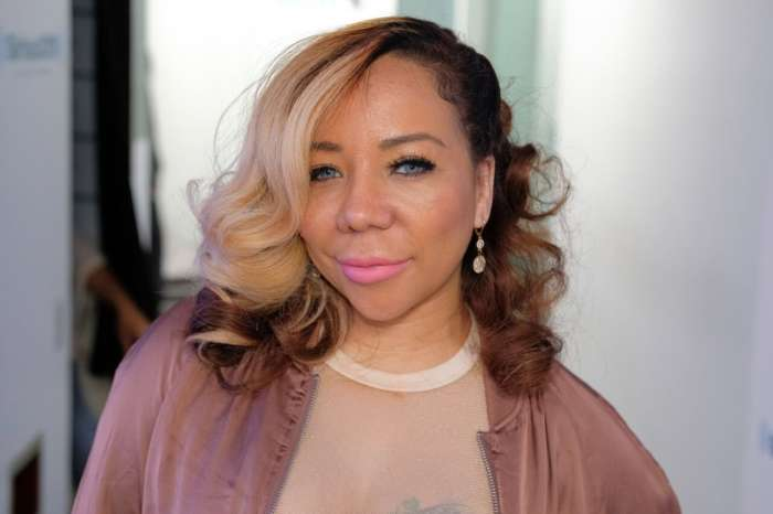 Tiny Harris Is Showing Love To Family And Friends And Supports Black-Owned Businesses