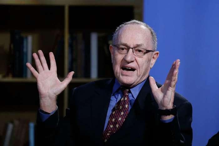 Alan Dershowitz Says That Ghislaine Maxwell Should Be Presumed 'Innocent'