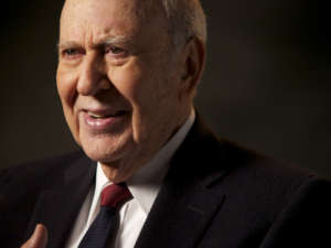 Carl Reiner's Daughter Said Her Father Would Be 'Disappointed' To Not See Trump's 'Eviction' From The White House