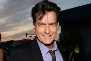 Charlie Sheen Celebrates One Year Without Smoking