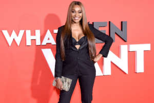 Cynthia Bailey Treats Herself Spiritually, Mentally And Physically