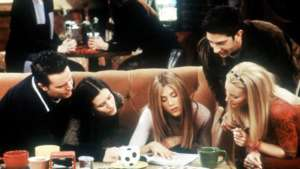 The Cast And Crew Of Friends Will Have To Take A COVID-19 Test Before Filming Reunion Episode