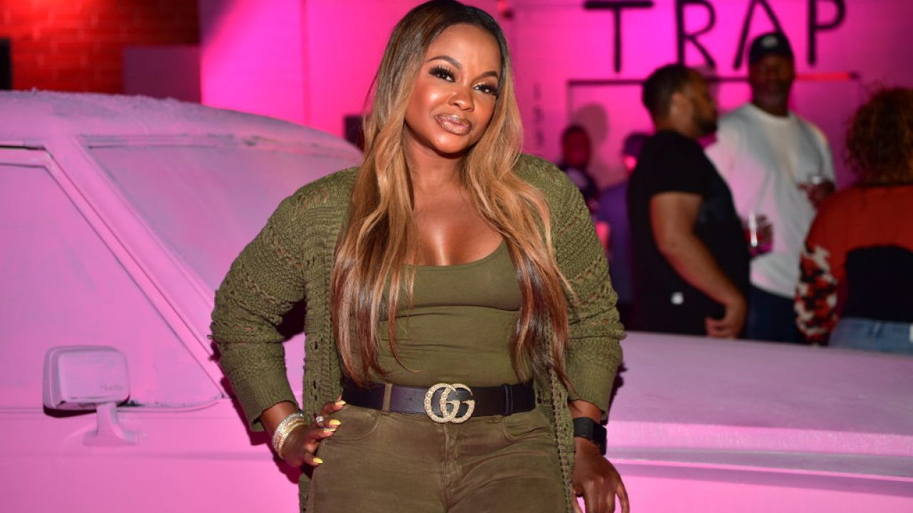 Phaedra Parks Makes Fans Laugh With This Latest Photo She Shared