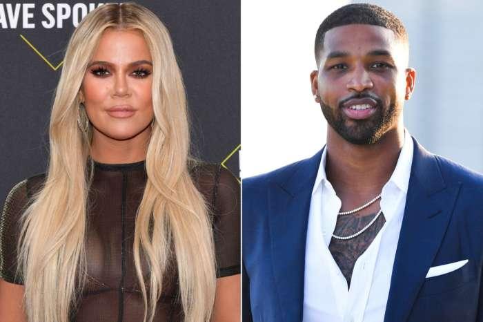 KUWTK: Khloe Kardashian Amused By The Tristan Thompson Engagement Rumors And Responds!