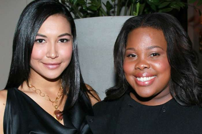 Amber Riley Shares Heartbreaking Video Of Naya Rivera & Her Son - 'Rest In Peace Angel'