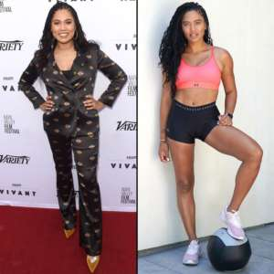 Ayesha Curry Shows Off Her Incredibly Toned Body After Dropping 35 Pounds!