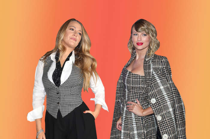 Blake Lively Gushes Over Taylor Swift's Album Amid Rumors She Revealed Her And Ryan Reynolds' Third Baby's Name In A Song!