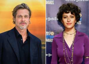Are Brad Pitt And Alia Shawkat Engaged?