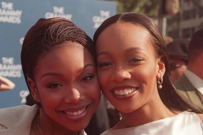 Brandy Opens Up About Those Longtime Feud Rumors With Monica!