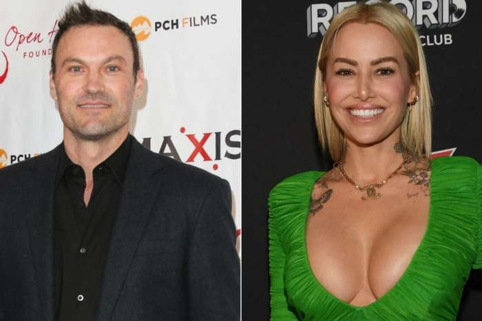Brian Austin Green Reportedly Still Not Over Megan Fox But Source Says Tina Louise Is A Healthy Step Forward!