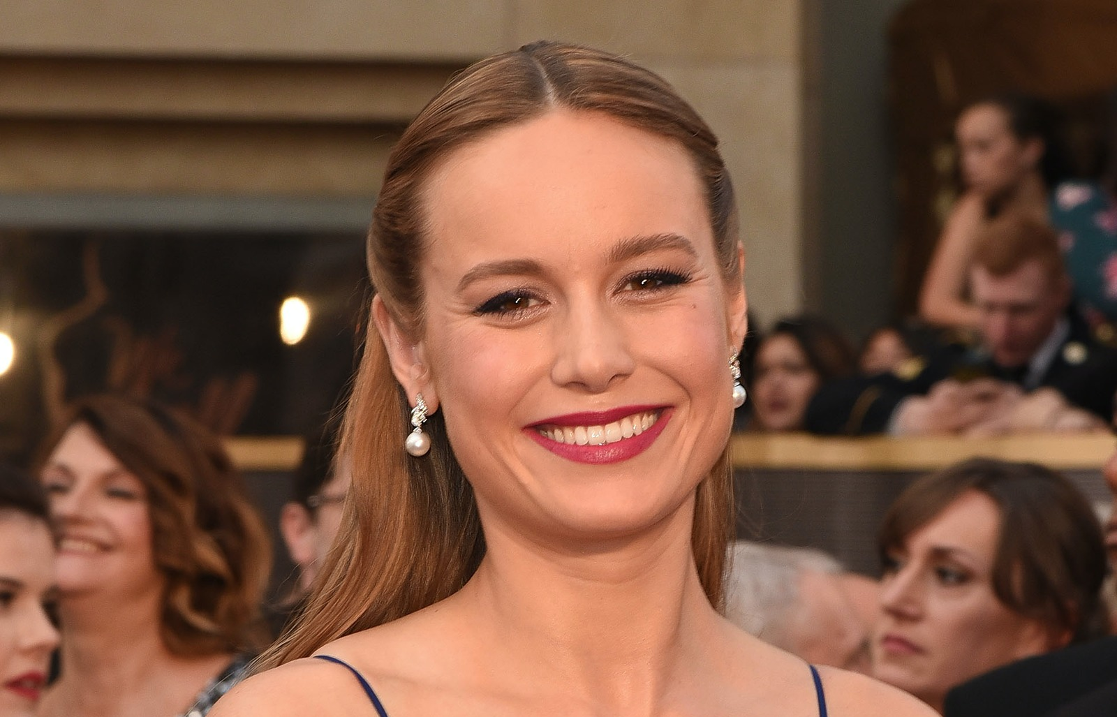 Brie Larson struggles with social anxiety
