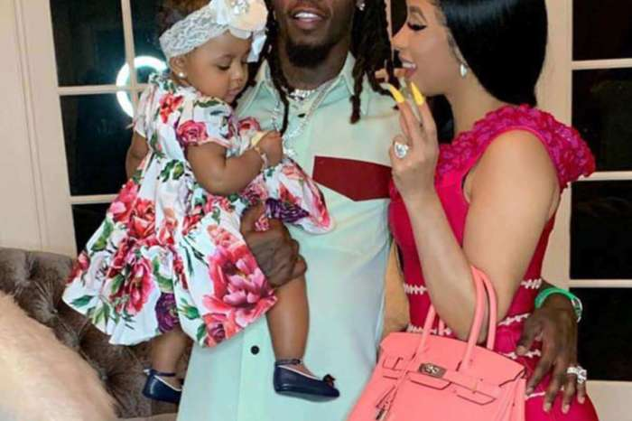 Cardi B On Offset Gifting Their 2-Year-Old A $9,000 Birkin Bag On Her Birthday Amid Criticism - 'If I'm Fly, My Kid Is Too'