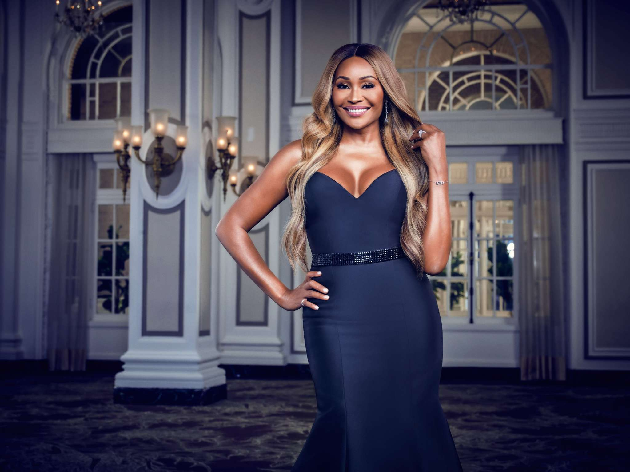 Cynthia Bailey Launches A New Channel On Talk Shop Live
