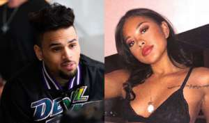Chris Brown Makes His Fans Happy With This New Video Featuring His And Ammika Harris' Son, Aeko