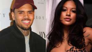 Chris Brown 'Proud' To Show The World He's In Love With Ammika Harris - Source Says He's Really Attracted To Her!