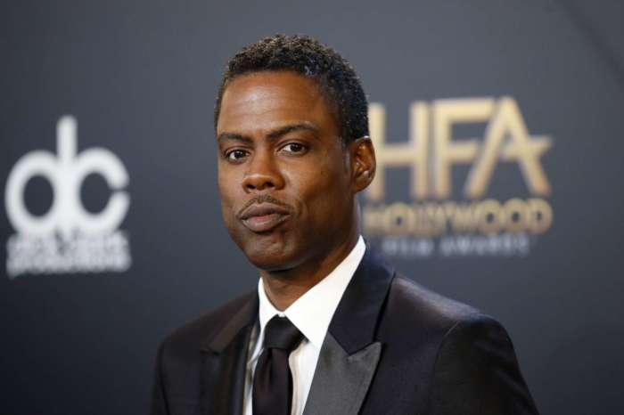 Chris Rock Reportedly Got His First Tattoo At 55 With His Daughter