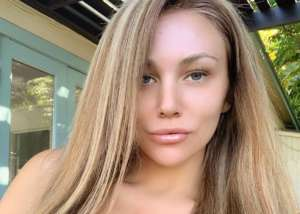 Courtney Stodden Shows Off Gorgeous, Natural Hair Color While Preparing For Release Of Music Single