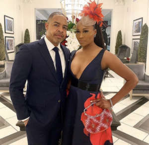 Cynthia Bailey Shows Off Her Beach Body By The Pool And Mike Hill Is Praising His Wife