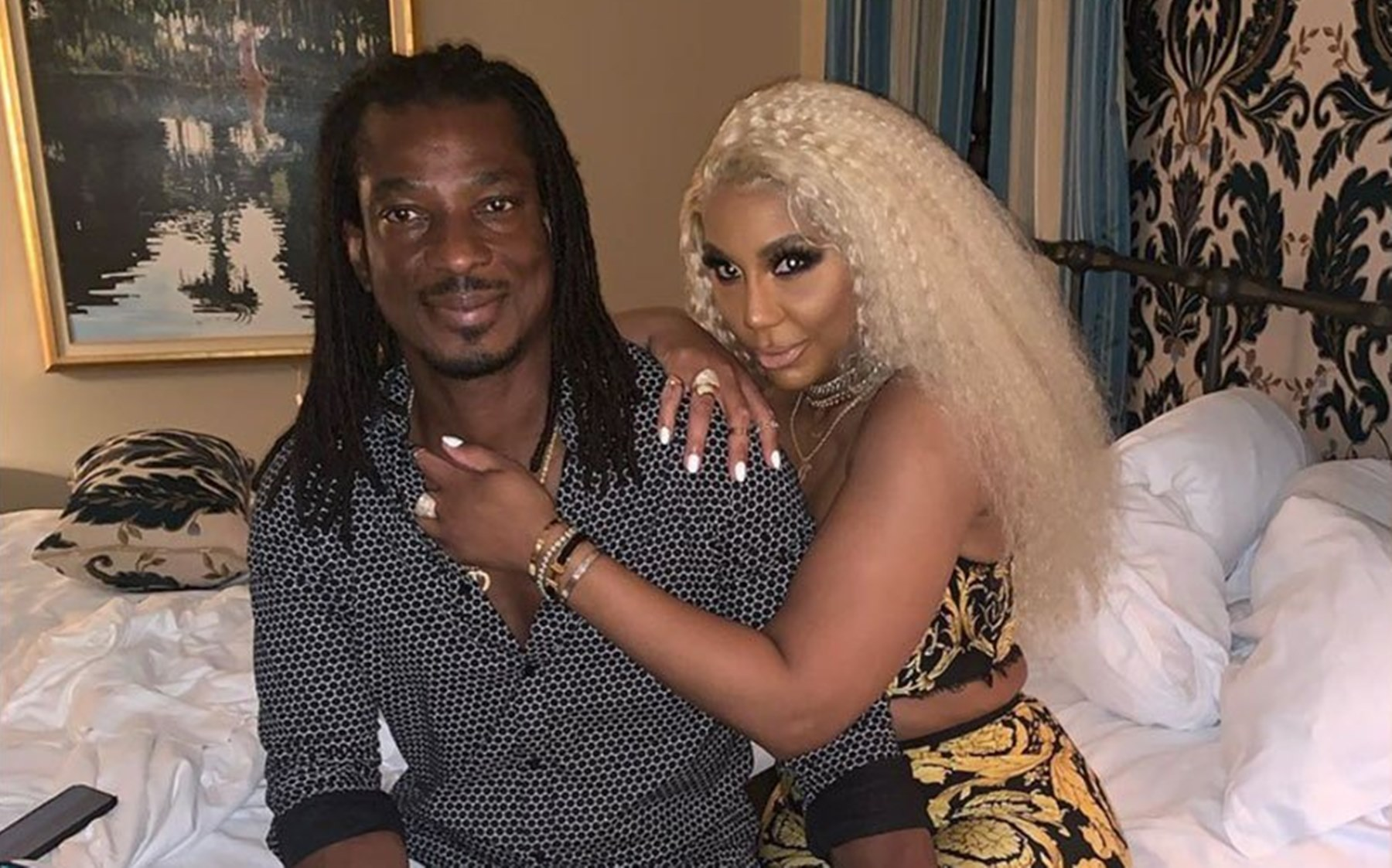 Tamar Braxton's BF, David Adefeso, Reveals An Africa Immigrant's Journey To Success In America