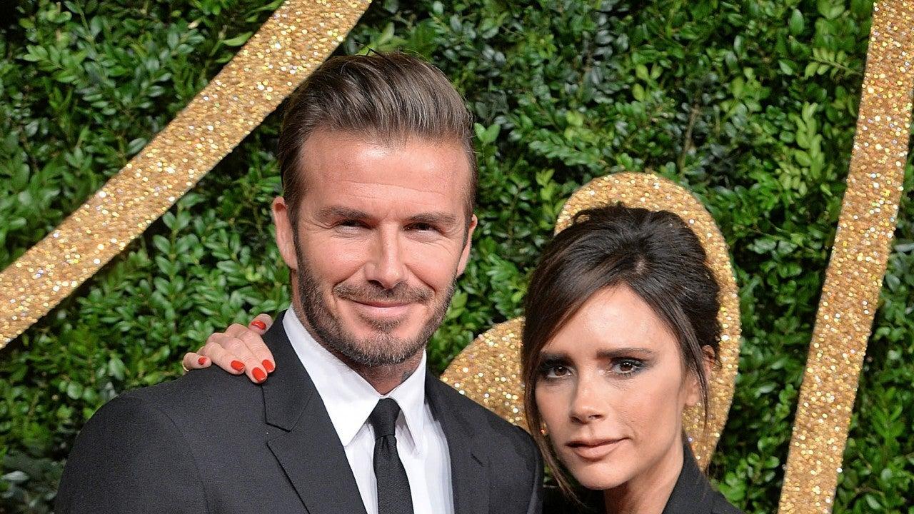 David & Victoria Beckham Mark Their 21st Anniversary with Romantic Slideshows
