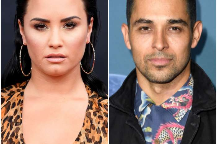 Wilmer Valderrama - Here's How Demi Lovato's Ex Reportedly Feels About Her Engagement To Max Ehrich!