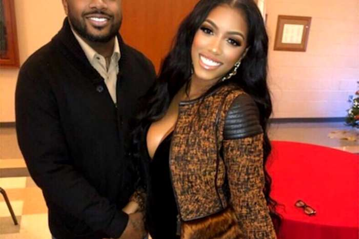 Porsha Williams' Video Featuring Dennis McKinley And Their Daughter PJ has Fans Saying That The Baby Girl Is Twinning With Her Dad