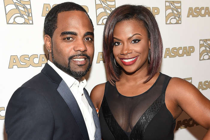 Todd Tucker And Kandi Burruss Mark A New Milestone Together