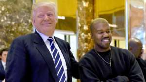 Donald Trump Reacts To Kanye West Announcing Presidential Bid