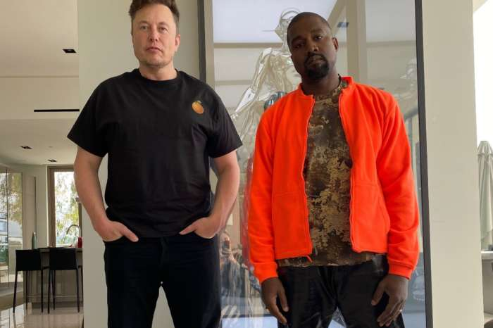Kanye West Shares Hilarious Tweet With Elon Musk As They Are Twinning — Well, Sort Of