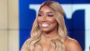 NeNe Leakes Looks 18 Years Old, Showing Off Her Cleavage - See The Photo