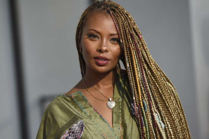 Eva Marcille Shows Off Her Baby Hairs In These Photos