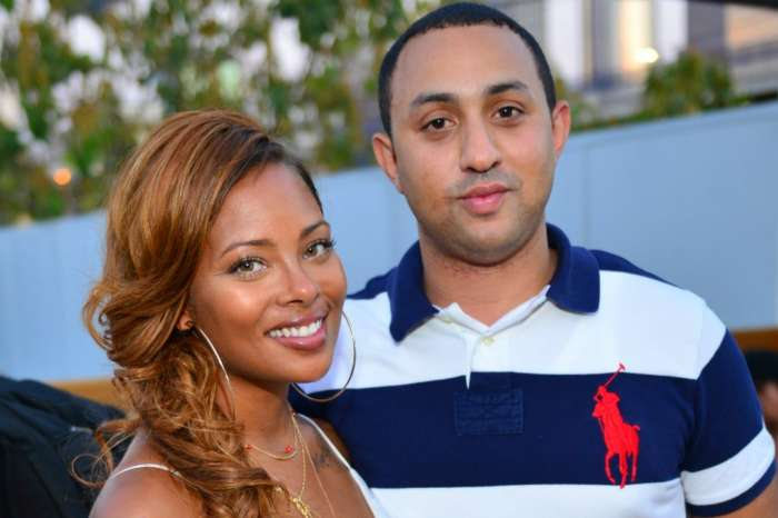 Eva Marcille Shows Fans What She And Mike Sterling Did Around The House - See The Video
