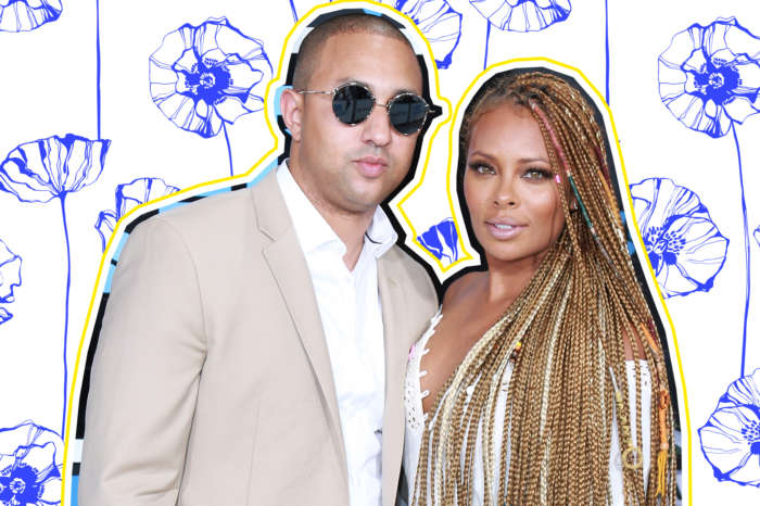Eva Marcille's Photo Featuring Baby Maverick Will Make Your Day