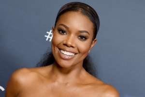 Gabrielle Union Offers Support To A Female Tap Dance Band
