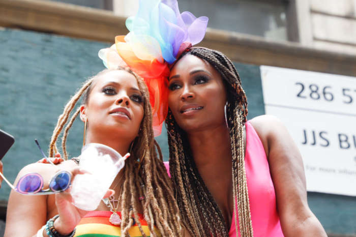 Cynthia Bailey Praises Her Loving And Generous Friend
