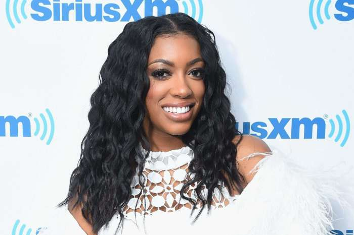 Porsha Williams Reveals Her First Book - Check Out Her Announcement