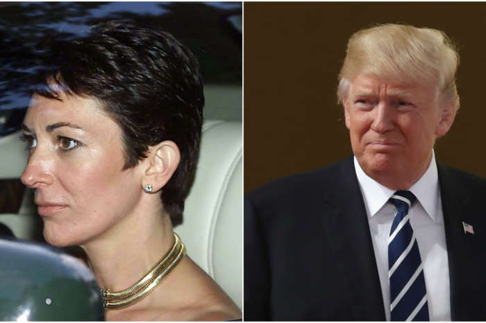 Donald Trump - Social Media 'Disgusted' After He Wishes Pal Ghislaine Maxwell 'Well' After Arrest Over Sex Trafficking Teenage Girls