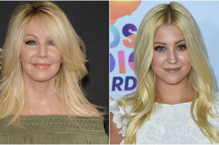 Ava Sambora Stuns In New Pic And She Looks Like Her Mom Heather Locklear's Twin!